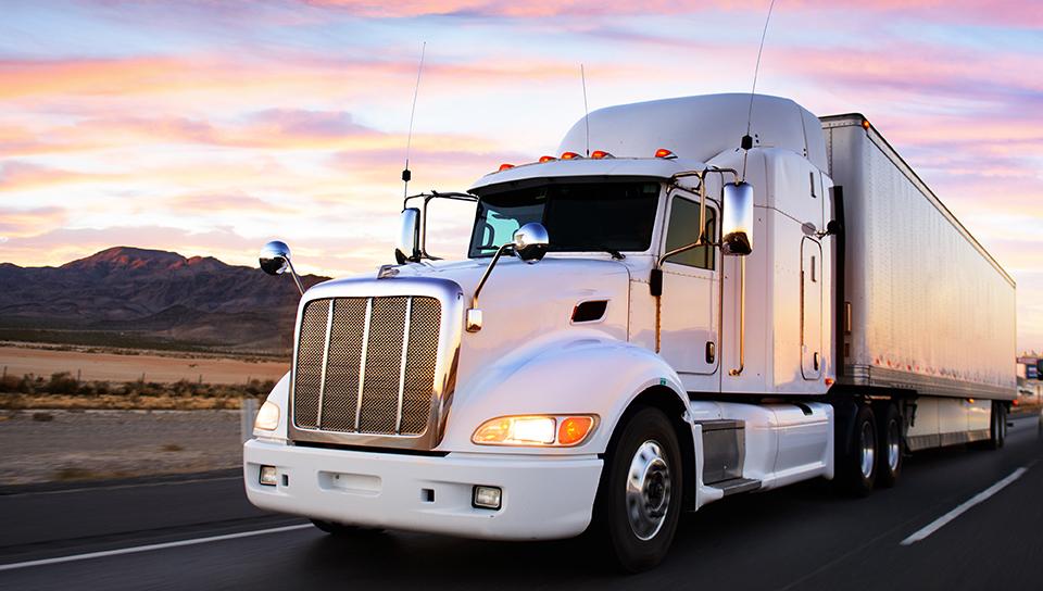 Image d'un camion
