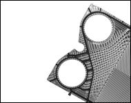 Joints d'échangeur à plaque