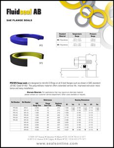 SAE Flange Seal - PFS/SFS  thumbnail